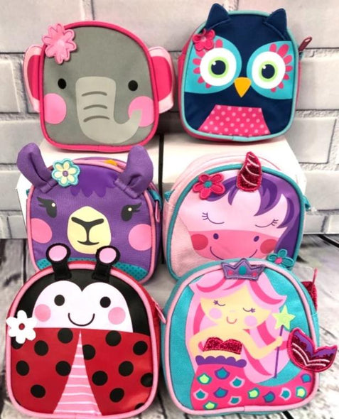 Pre-Schooler Crossbody Purse - 6 Styles Available