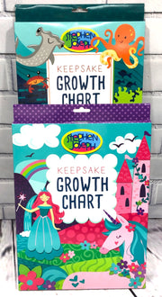 Children's Growth Chart - 2 Options