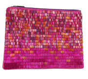 Beaded Pouch Multipurpose Bag