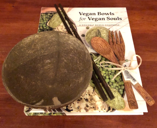 Vegan Bowls for Vegan Souls Cookbook