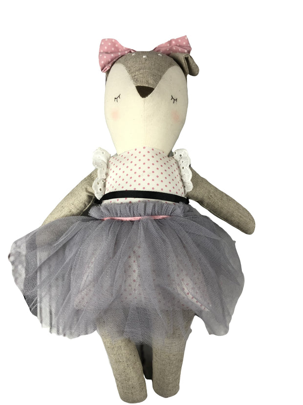 Dottie Dear Ballerina Doll