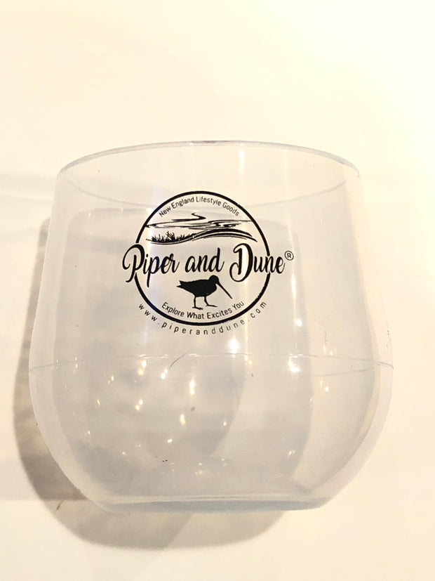 Unbreakable  Silicone Wine or Kids Cup 14 oz w/ Optional Lid - 3 Colors!