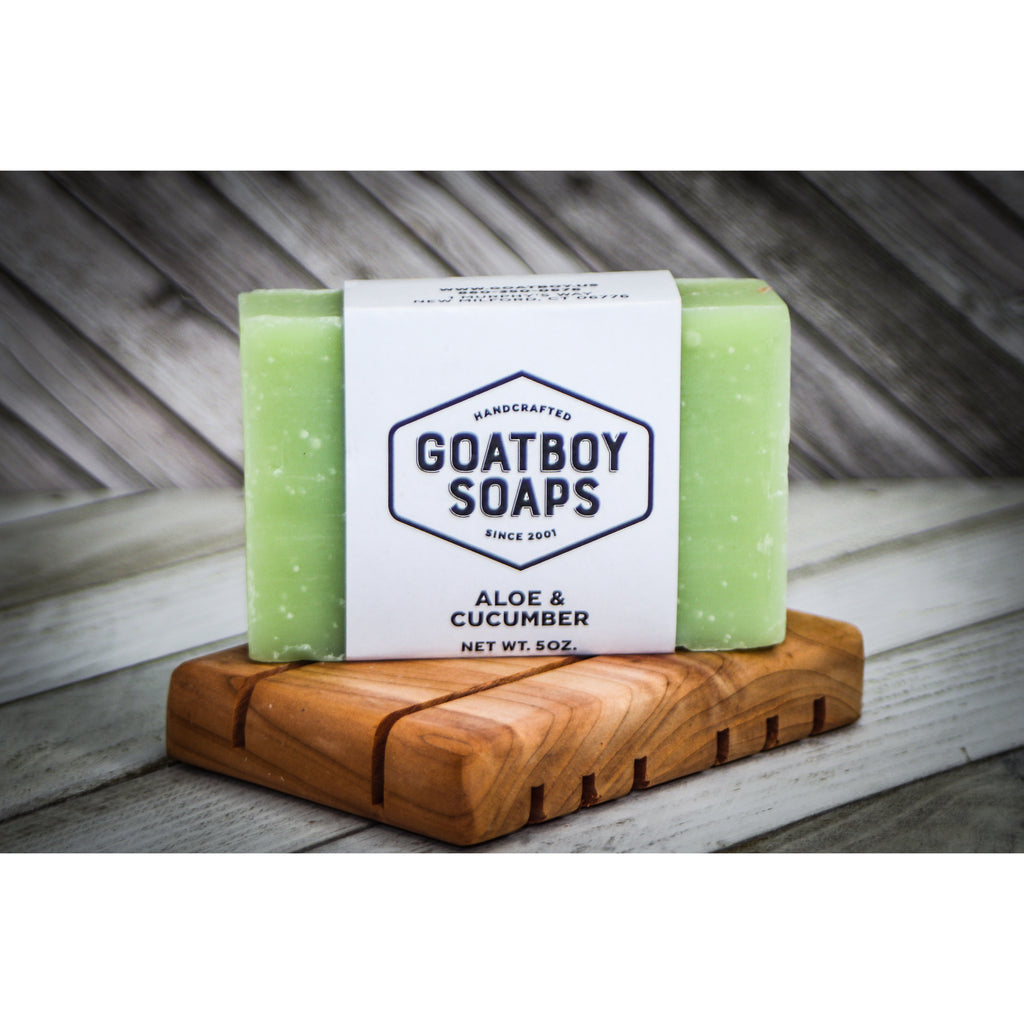 Goatboy Soap - piper-and-dune - Health + Beauty