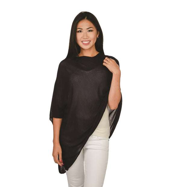 Elsa Bamboo Poncho - 5 Colors!