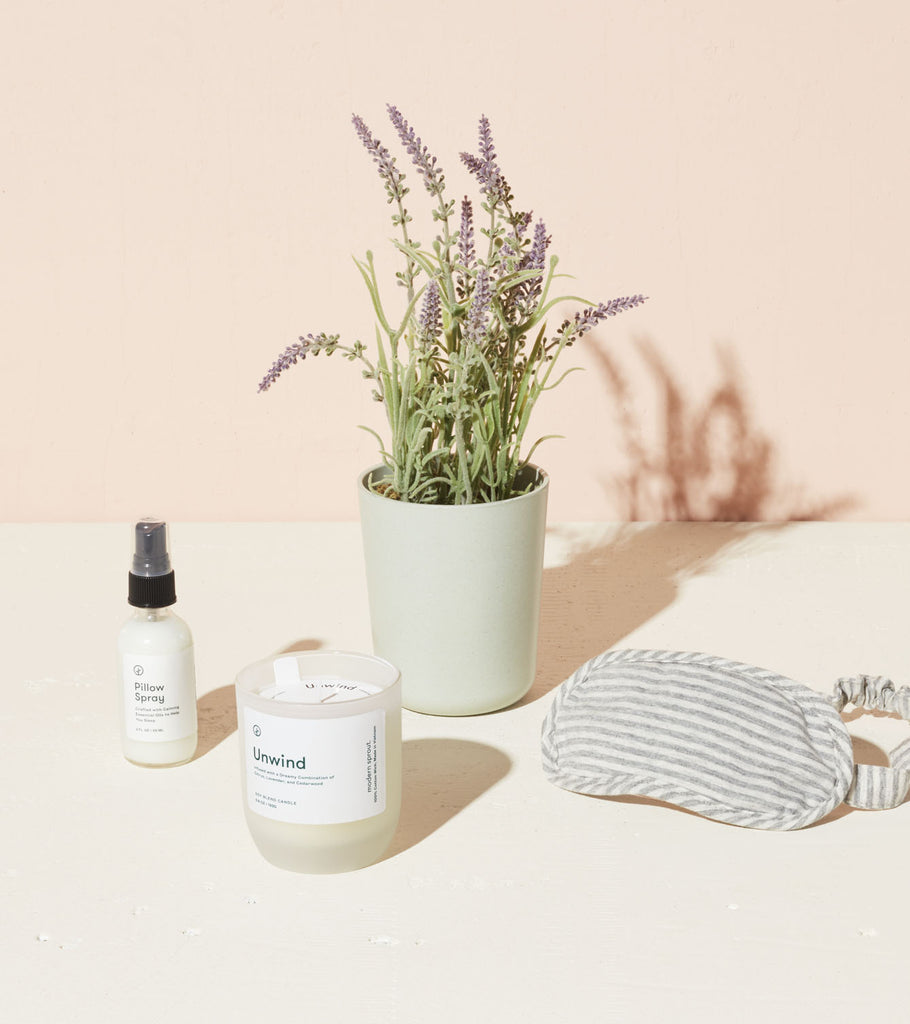 Live Well Gift Set - Unwind - piper-and-dune - Home Goods
