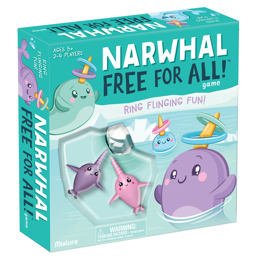 Narwhal Free For All Game