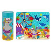 Kids Tin Bank With Puzzle - 3 Options - piper-and-dune - Games + Toys