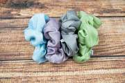 Pastel Scrunchies 4-Pack | Shelly Cove