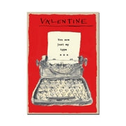Valentine's Day Cards - 8 Styles