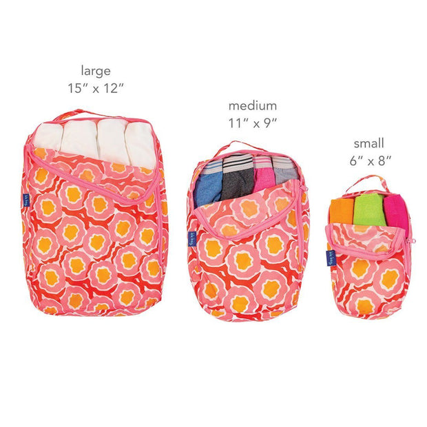 3pc. Travel Cubes - 3 Options!