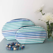 Cosmetic Bag Set of two pieces - Choose from 2 Styles!