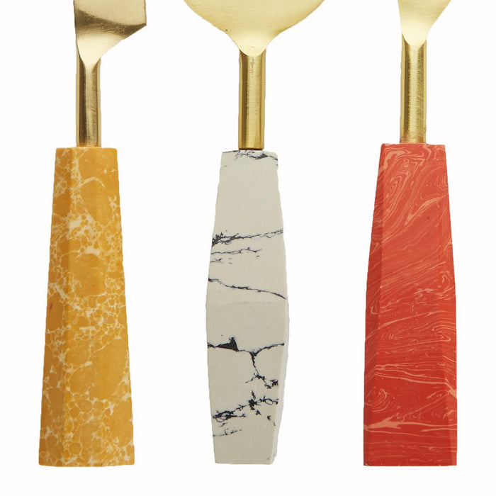 Charlton Cheese Knife Set of 3 - piper-and-dune - Kitchen