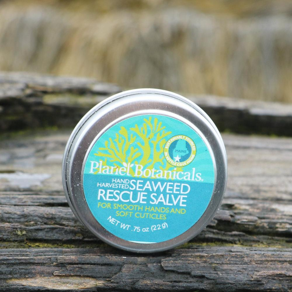 Seaweed Hand and Cuticle Rescue Salve - 0.75oz