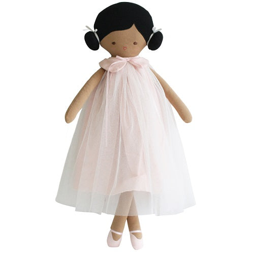 Lulu Doll - Pink Tulle Dress - piper-and-dune - Baby + Kids
