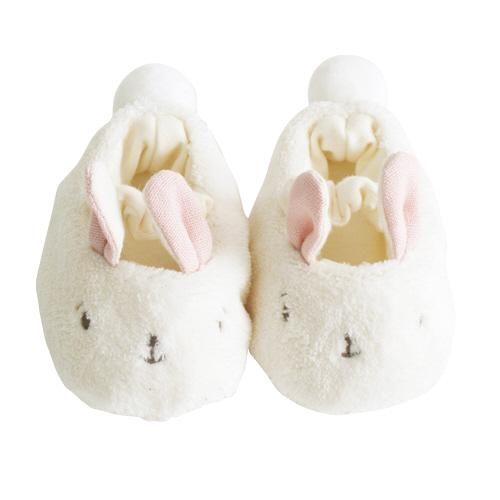 Snuggle Bunny Slippers - Pink - piper-and-dune - Baby + Kids