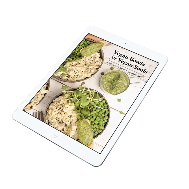 Vegan Bowls for Vegan Souls Hardcover Cookbook - piper-and-dune - Books
