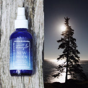 New Moon Smokeless Smudge Spray 4oz. - piper-and-dune - Health + Beauty