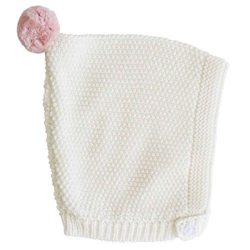 Pom Pom Pixie Hat - 3 Colors - piper-and-dune - Baby + Kids