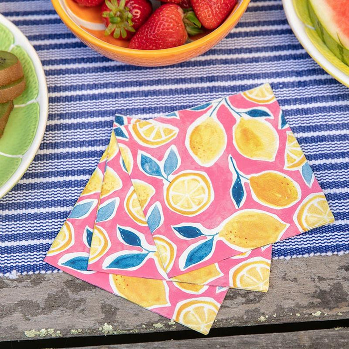 Printed Cocktail Napkins (20 Count Each) - 4 Options!