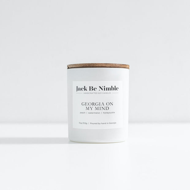 Jack Be Nimble Soy Candle Collection 11oz. - 6 Scents