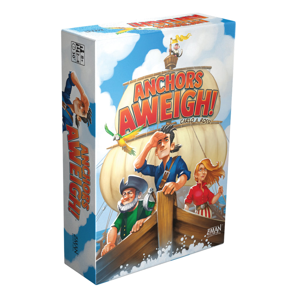 Anchors Aweigh! Game