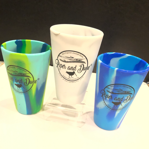 Unbreakable  Silicone Shot Glass 1.5 oz. - 3 Colors!