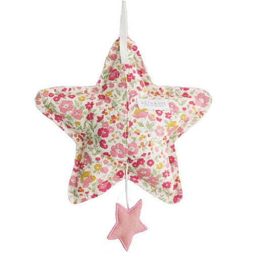 Star Musical - Rose Garden Blush - piper-and-dune - Baby + Kids