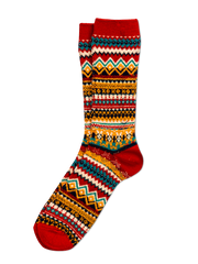 Toasty Toe Sweater Socks by Kiel James Patrick
