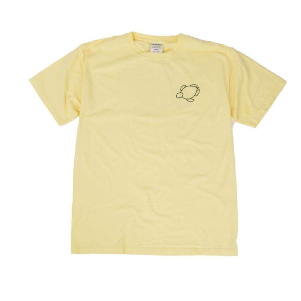 Buttercup Blossom Short Sleeve T-Shirt- Shelly Cove