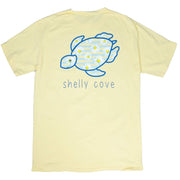 Happy Daisies Short Sleeve T-Shirt- Shelly Cove