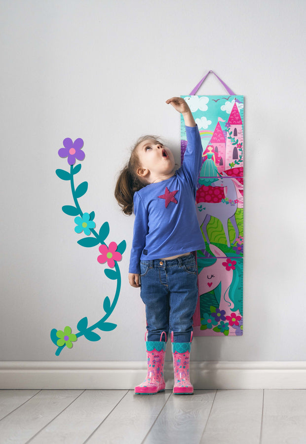 Children's Growth Chart - 2 Options - piper-and-dune - Kids Accessories