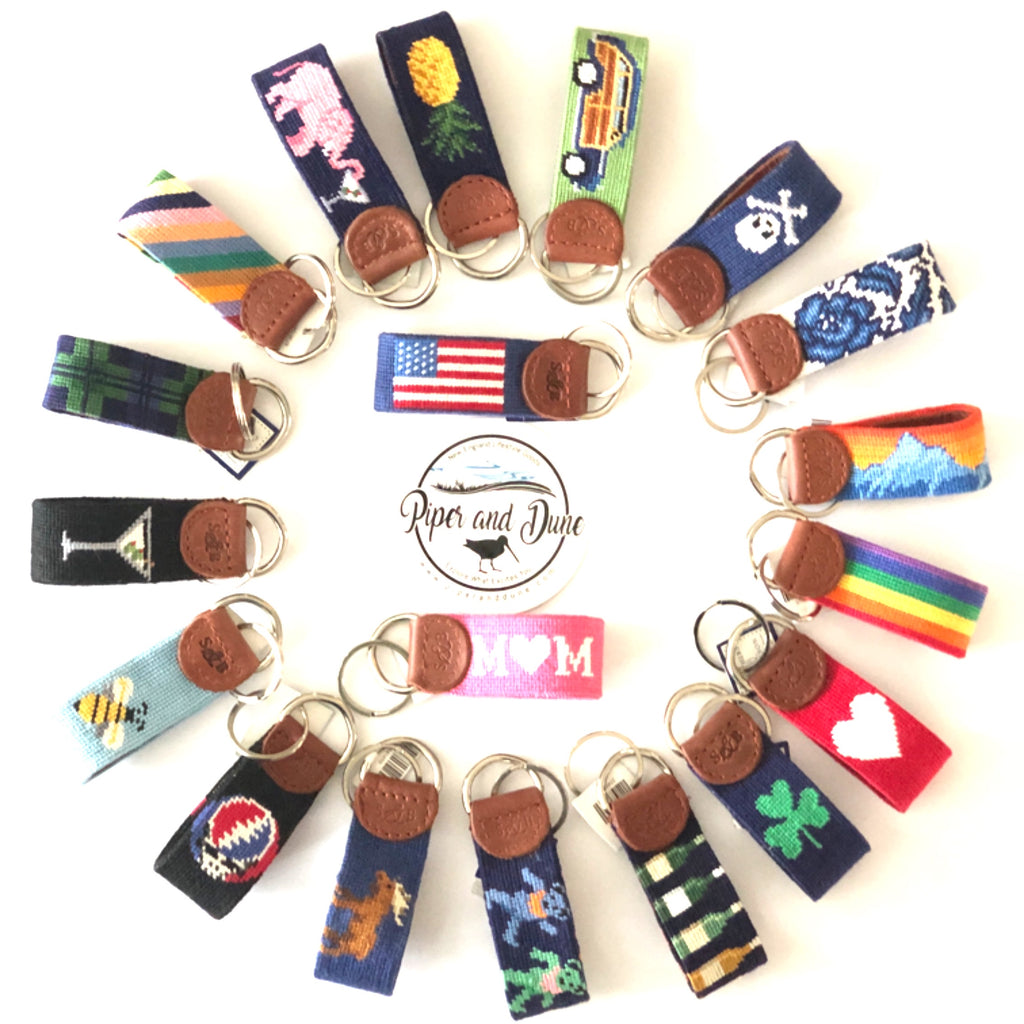 Smathers & Branson Key Ring Fobs - Lifestyle Collection (18 Styles)