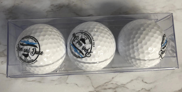 Piper and Dune Golf Balls