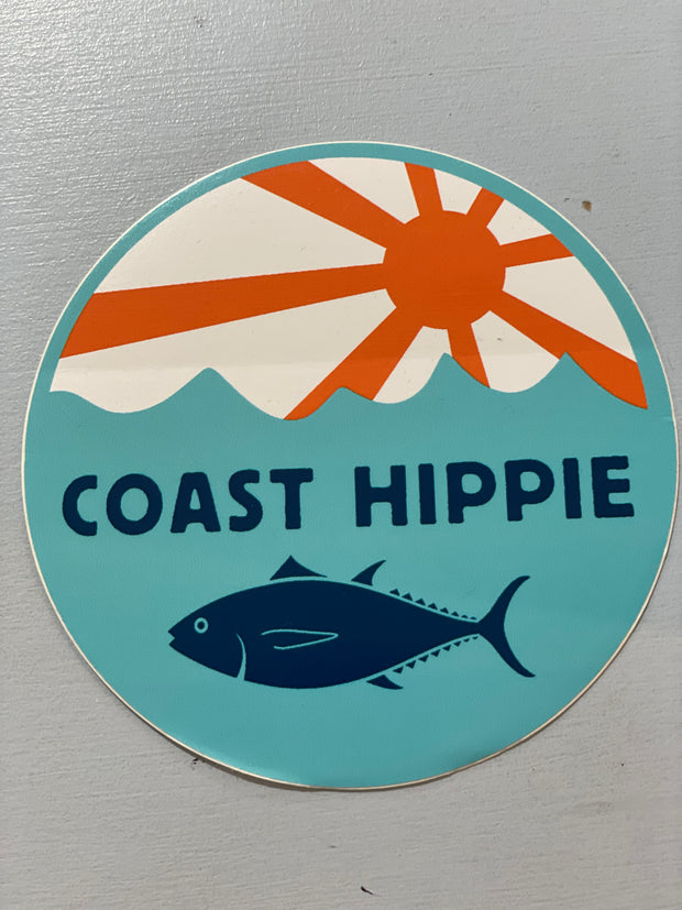 Stickers - Coast Hippie I 3 - Options
