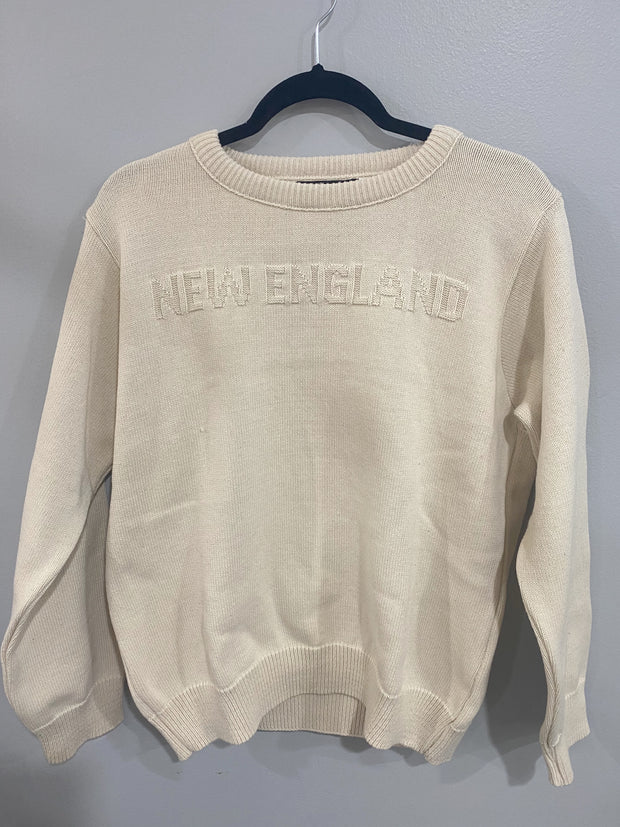 New England Tone on Tone Women's Sweater - Exclusively Ours!