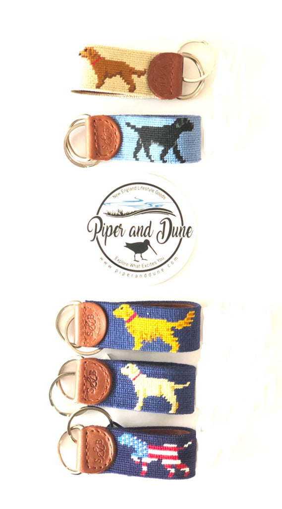 Smathers & Branson Key Ring Fobs -Dog Lovers (5 Styles)