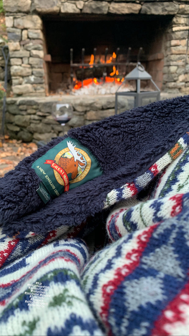 The Great Moose Blanket