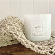 Sea Love Classic Candles Made in Maine - 4 Scents