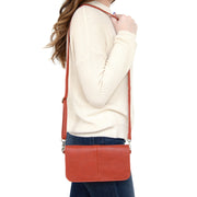 Mia Multi Pocket Crossbody and Clutch - 3 Colors!