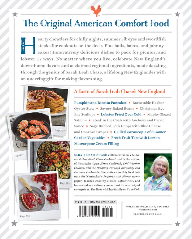New England Open House Cookbook