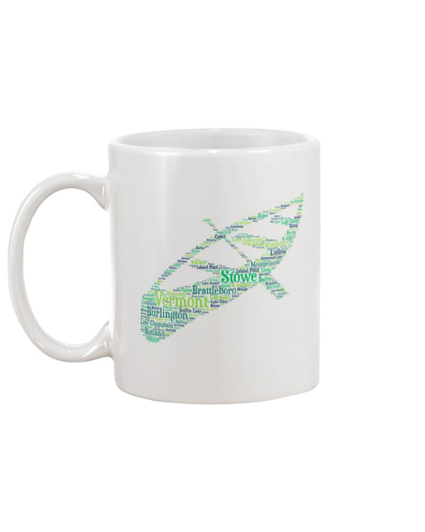 Piper and Dune Vermont Canoe 15oz Mug