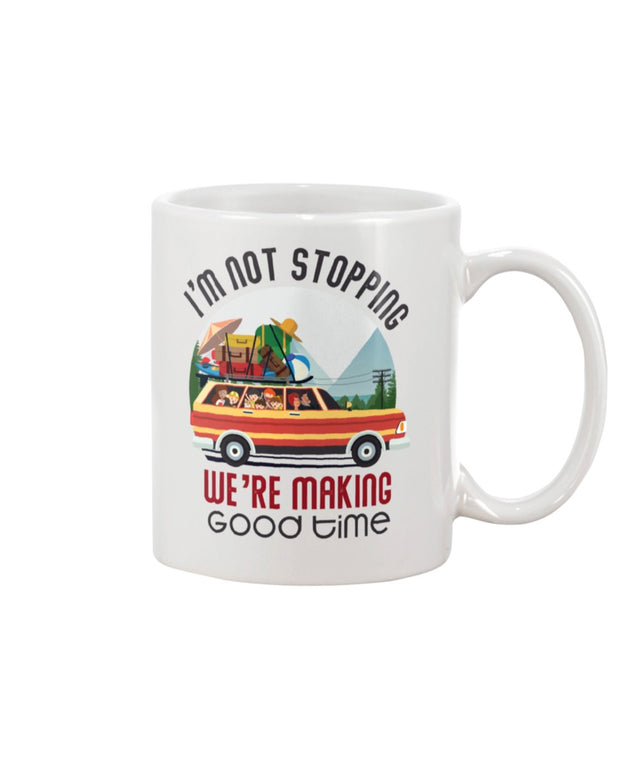"Piper and Dune's ""I'm Not Stopping..."" 15oz Mug"