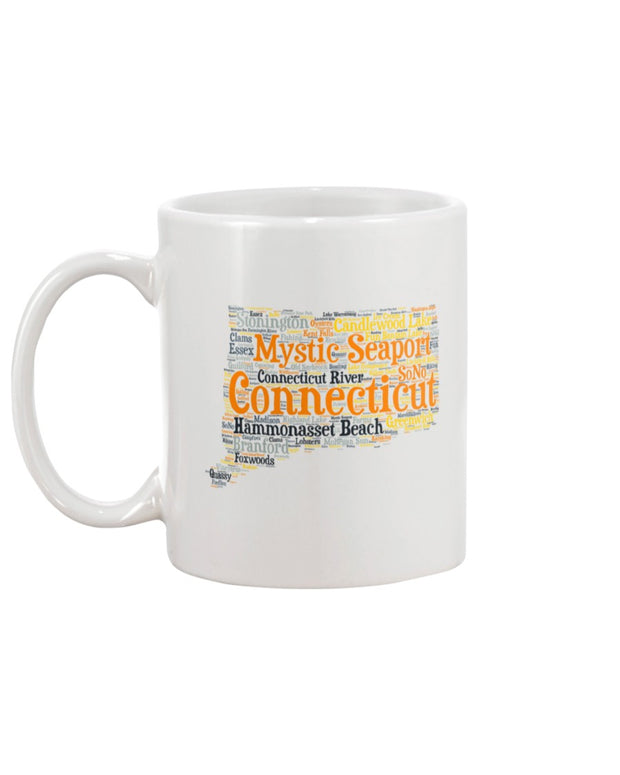 Piper and Dune Connecticut 15oz Mug