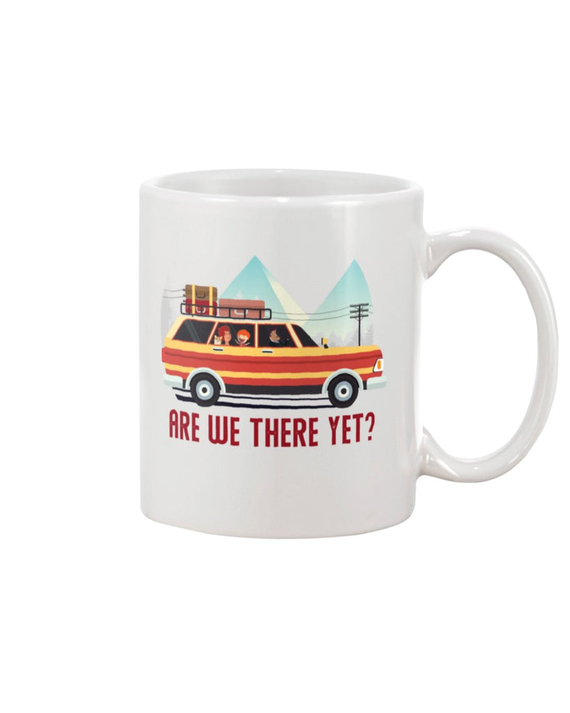 "Piper and Dune ""Are We There Yet?"" 15oz Mug"