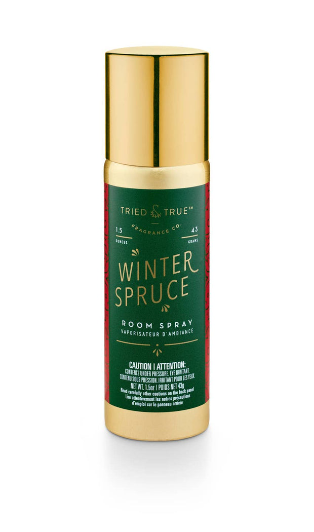Winter Spruce Room Spray - 1.5oz.