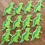 Dinosaur Cookie Cutter - 15cm  - Stainless Steel - Crafty Cookie Cutters