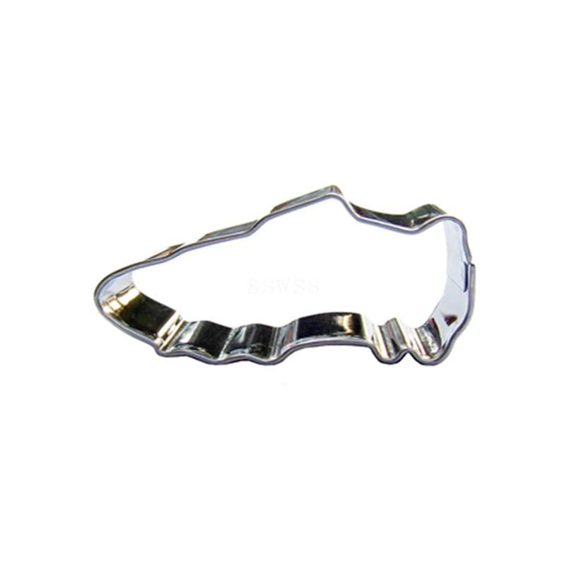 Football Boot Cookie Cutter - 4cm - Stainless Steel - Crafty Cookie Cutters