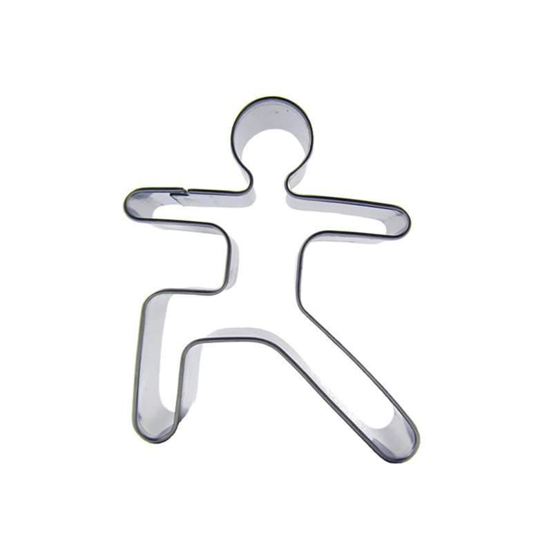 Tai Chi Cookie Cutter - 6cm - Stainless Steel - Crafty Cookie Cutters