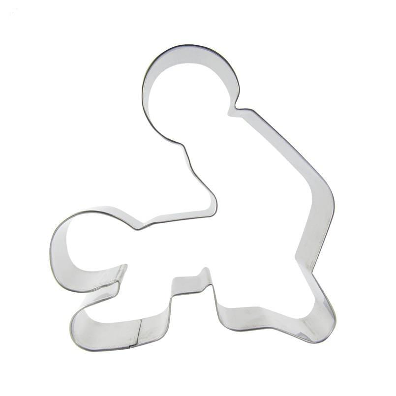 Sex Position Cookie Cutter - 12cm - Stainless Steel - Crafty Cookie Cutters
