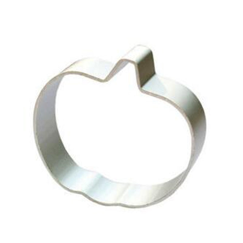 Pumpkin Cookie Cutter - Metal - Crafty Cookie Cutters